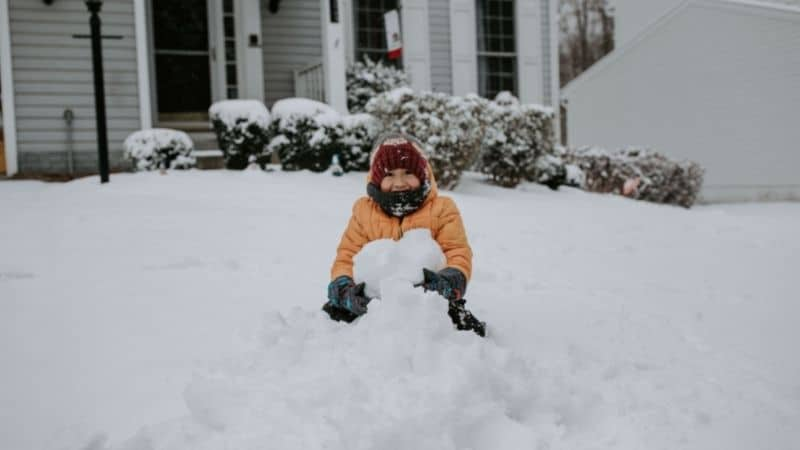 Should You Cover Your AC Unit In Winter