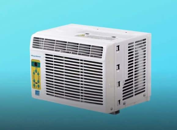 small window air conditioner for small room